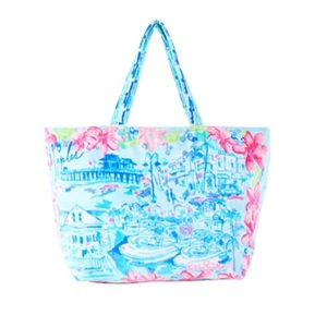 NIP Lilly Pulitzer Naples Destination Tote